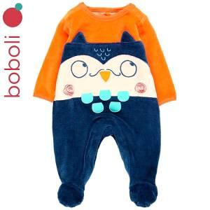 Φορμάκι για μωρό με απλικέ ζωάκι Boboli