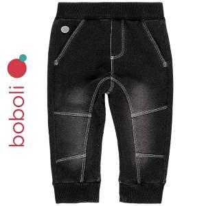 Παντελόνι μακρύ φούτερ αγορίστικο Boboli