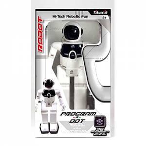 Ηλεκτρονικό Robot Silverlit I/R Program-A-Bot