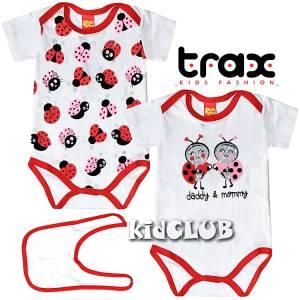 Σετ βρεφικό για μωρό κορίτσι Trax