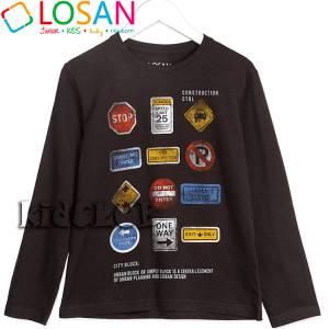 Μπλούζα μακρυμάνικη Closed για αγόρι Losan f074905672f