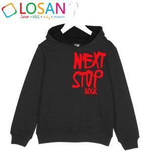 Μπλούζα μακρυμάνικη φούτερ Next για αγόρι Losan