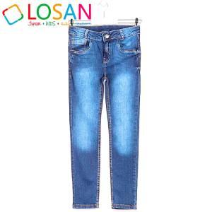Παντελόνι μακρύ τζιν Slim fit αγόρι Losan