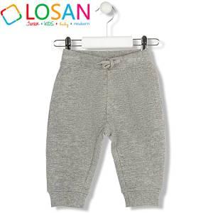 Παντελόνι μακρύ φούτερ αγορίστικο Losan