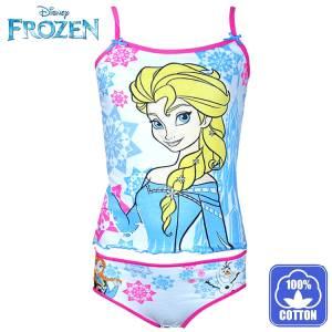Εσώρουχο μπλούζα και βρακάκι Disney frozen