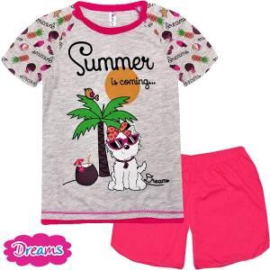 Πιτζάμα κοριτσίστικη Summer DREAMS