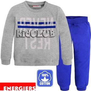 Οικονομικές και επώνυμες παιδικές φόρμες για αγόρια στο kidclub.gr 306287addcb