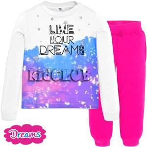 Πιτζάμα κοριτσίστικη Your DREAMS