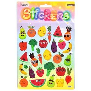 Stickers Φρούτα