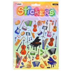 Stickers Μουσική