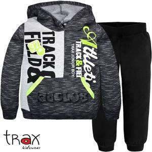 TRAX Φόρμα παιδική για αγόρια Athletic της Τραξ