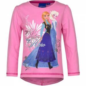Μπλούζα μακρυμάνικη κοριτσίστικη σταμπωτή Frozen