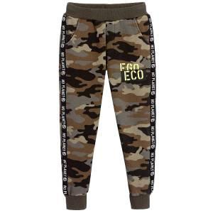 Παντελόνι φούτερ με Δίχρωμο Army IDO